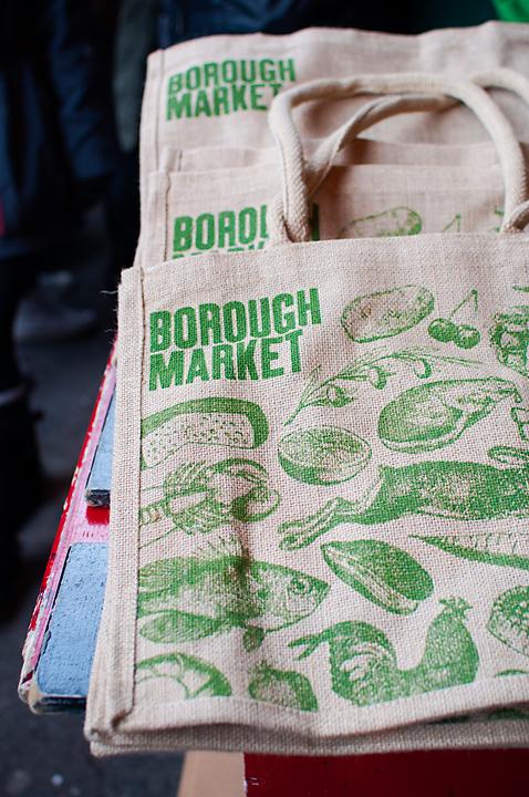 Borough Market eco bag