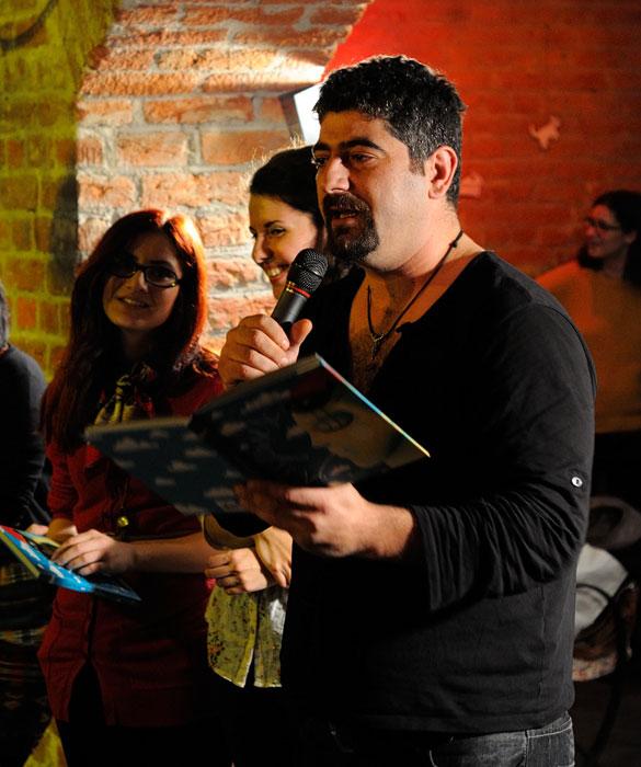 Sper Poetry: Atelier Veggie La Casa Satya, O Reteta De Chifle Pentru